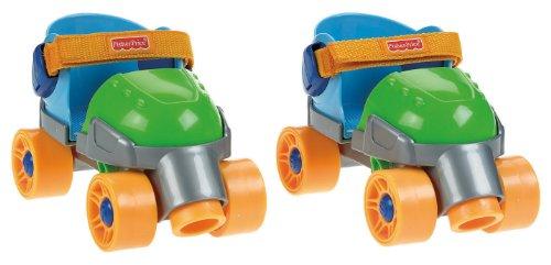 Fisher-Price Grow-with-Me 1,2,3 Roller Skates - Boys