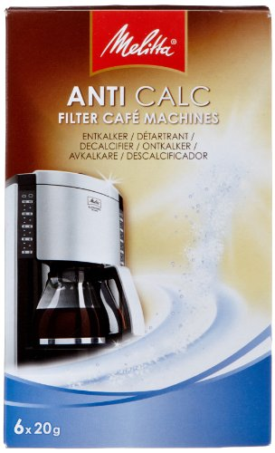 Melitta 192632 Filtro anticalcare per macchina per caffè