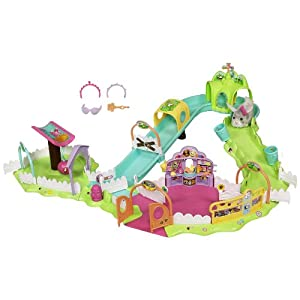 FurReal Friends Furry Frenzies City Center Play Set