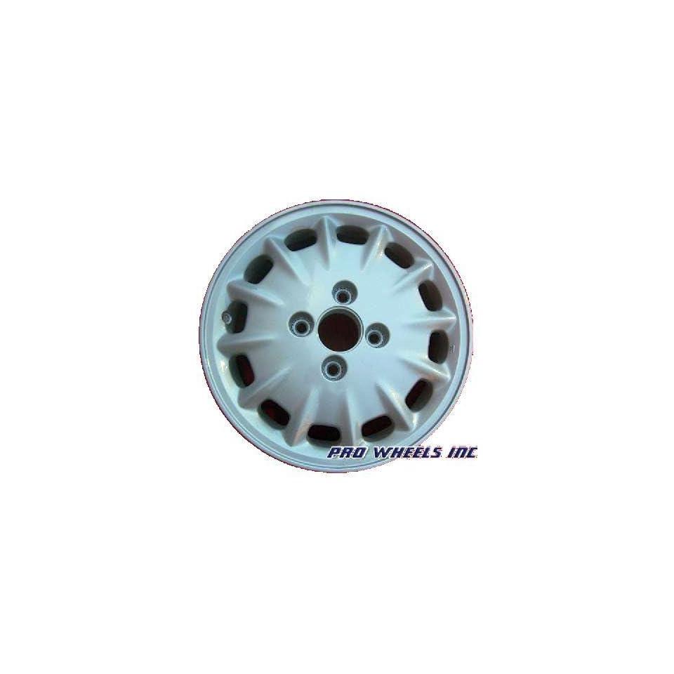Honda Accord 15X5.5 Silver Factory Original Wheel Rim 63753