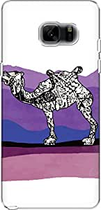 The Racoon Grip Camel Stories hard plastic printed back case/cover for Samsung Galaxy Note 7