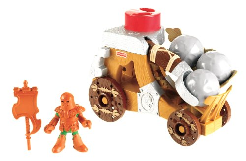 Fisher-Price Imaginext Castle Catapult at Sears.com