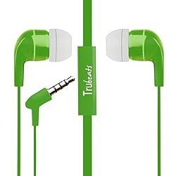 Amkette Trubeats Atom X-10 Earphones (Green)