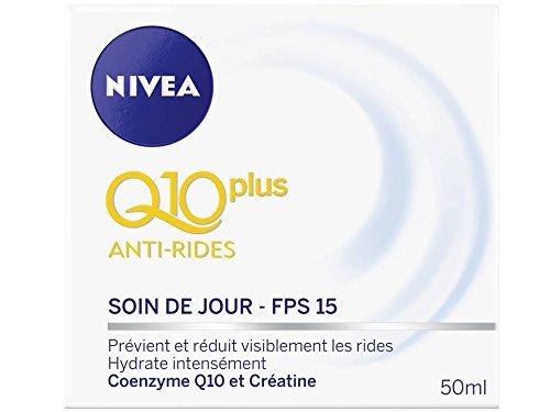 Soin de jour anti-rides Q10 + NIVEA VISAGE, 50ml