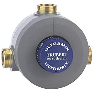 Robinet mitigeur thermostatique collectif ultramix - eurotherm - Eurotherm