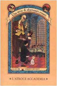 Libro la funesta finestra una serie di sfortunati eventi - La funesta finestra ...