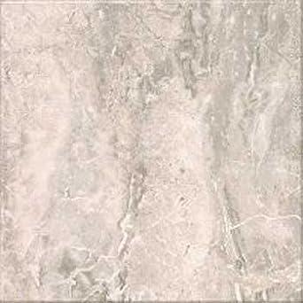 """DuraCeramic Roman Elegance 15.63"""" x 15.63"""" Vinyl Tile in Light Greige"""
