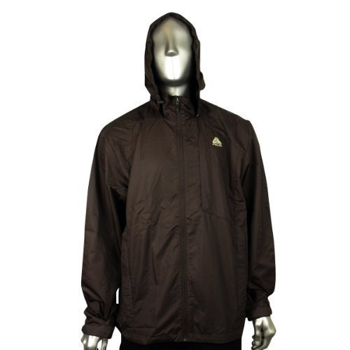 Mens Nike ACG Clima FIT Storm Rain Hooded Running Training Shell Jacket Size