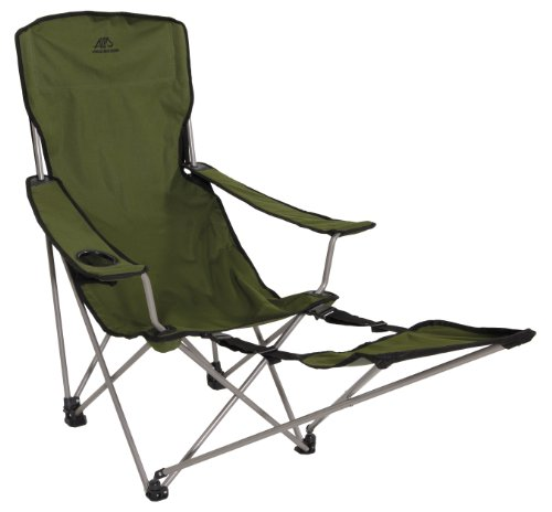 Best Folding Camping Chair with Footrest for the Money