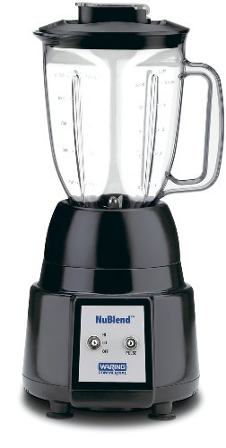 Waring Commercial Bb180 Nublend Commercial Blender With 44-Ounce Copolyester Container