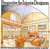 img - for John Pile: Perspective for Interior Designers (Paperback); 1989 Edition book / textbook / text book