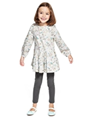 2 Piece Autograph Cotton Rich Tunic & Leggings Outfit