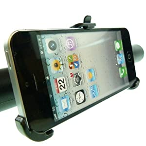 Quick Fix Motorcycle Bike Cycle Handlebar Mount for iPhone 5