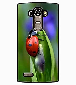 ColourCraft Lovely Creature Design Back Case Cover for LG G4