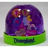 Disney Snow Globe Peter Pan Tinker Bell 'Simply Sweet Lenticular' Snowglobe Disney