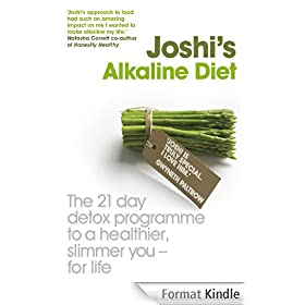 Joshi's Alkaline Diet (English Edition)