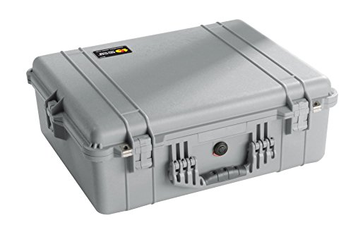 Pelican 1600 Case With Foam For Camera  -