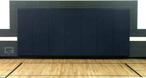 72 in. Gymnasium Wall Pad (Polyurethane Foam and Vonar)