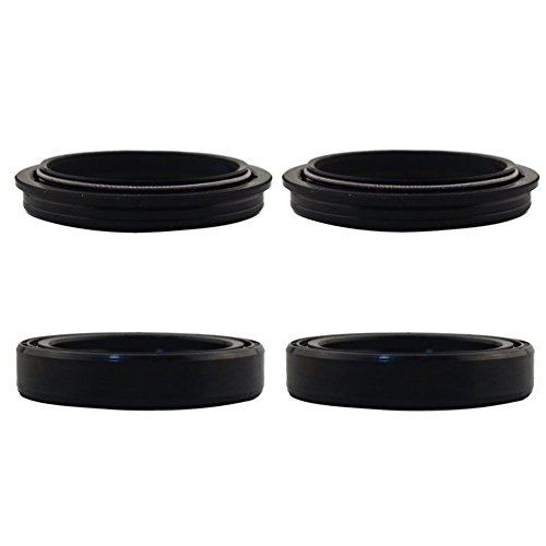 AHL 47mm x 58mm Motorcycle Front Fork Oil Seal & Dust Seal Set for Suzuki RMZ450 2005-2012 (2009 Rmz 450 Fork Seals compare prices)