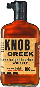 Knob Creek 9 Year Old Small Batch Kentucky Straight Bourbon Whisky 50% 70cl