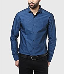F Factor by Pantaloons Men's Shirt _Size_38