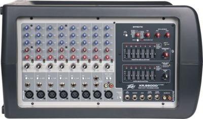 Brand New Peavey Xr8600d 1200 Watt Class D Powered