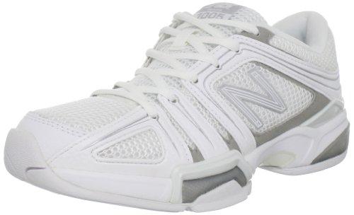 New Balance Women's WC1005 Tennis Shoe,White,6.5 D US