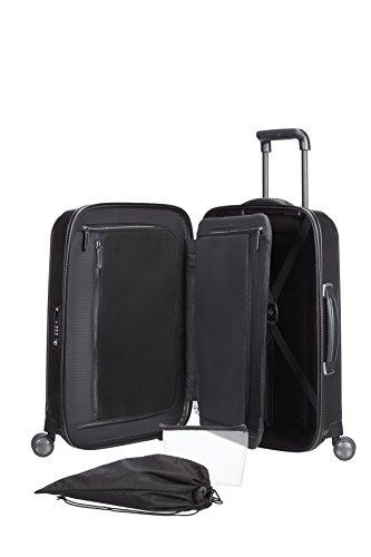 Samsonite Lite-Cube DLX Spinner valigia da cabina a 4 ruote 55 cm Black