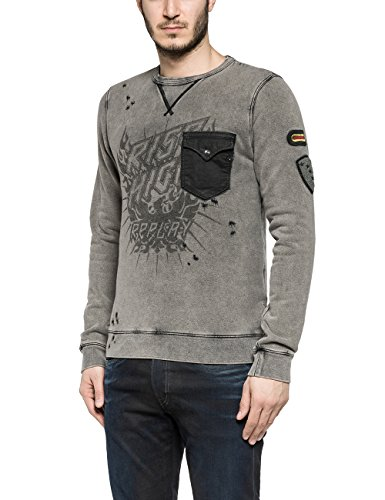 Replay Herren Sweatshirt M3121 .000.21842m