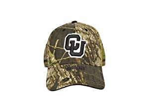 Buy NCAA Colorado Buffaloes EVOCAP Holds Eyewear in Place, Camo Color Cap by J-BREM