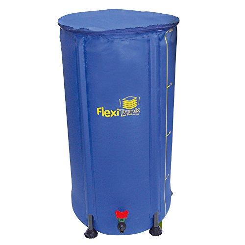 100 L FlexiTank flexibler Wassertank, blau