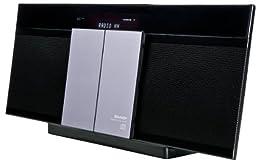 Sharp DK-KP80PH Design All-in-One Kompaktanlage (50 Watt, Apple iPhone/iPod-Dock und Apple iPad-Stand) ab 124,99 Euro inkl. Versand
