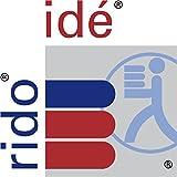 rido/idé 4-Monatskalender Kombiplaner international/blau Kalendarium 2016 (7033430)