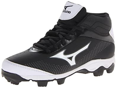 Buy Mizuno Youth Franchise 7 Mid Baseball Cleat (Little Kid Big Kid) by Mizuno