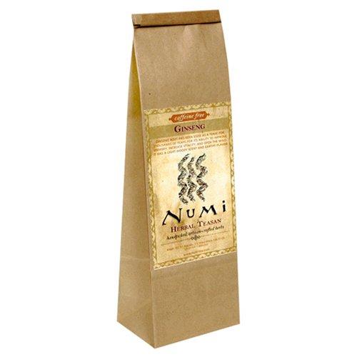 Buy Numi Tea Ginseng, Herbal Tessan, Loose Leaf,16-Ounce Bags (Pack of 2) (Numi, Health & Personal Care, Products, Food & Snacks, Beverages, Tea, Herbal Teas)