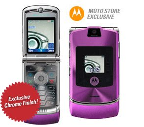 Amazon.com: Motorola V3i GSM Unlocked Cellular Phone,US VERSION/US