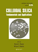 Colloidal Silica Fundamentals and Applications 131 Surfactant Science