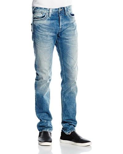 Pepe Jeans London Vaquero Strife Denim