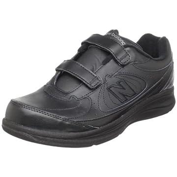 New Balance 577 Women's Walking Velcro Shoes (Black)