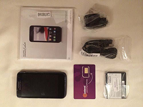 New Alacatel Onetouch Evolve Smart Phone (T-Mobile And Solavei Compatible) Comes With Free Solavei Sim Card (To Be Activated By Buyer Before Phone Is Shipped To Buyer). Solavei Monthly Smartphone Plans Start At $39/Month For Unlimited Talk, Text, And Data