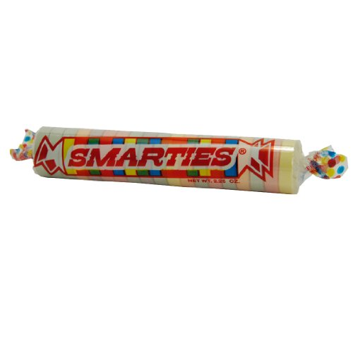 Smarties Candy - Large : Hard Candy Smarties Candy