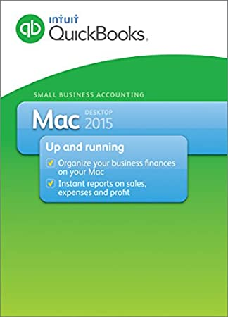 QuickBooks 2015 for Mac