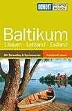 DUMONT Richtig Reisen Baltikum - Litauen, Lettland, Estland -