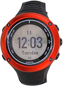 Suunto Ambit2 S GPS Heart Rate Monitor Red, One Size - Mens by Suunto