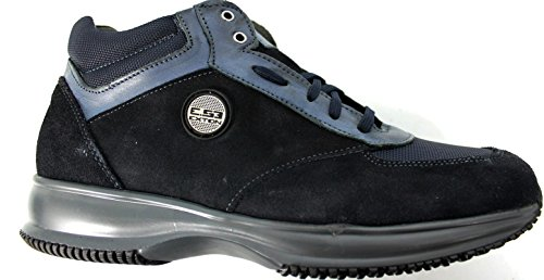 Exton 2028 Scarpe Uomo Casual Sneakers Polacchine Sportive Shoes Made In Italy