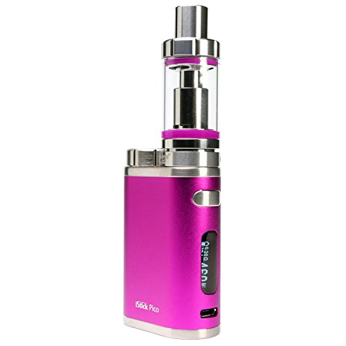 Riccardo iStick Pico mit Melo 3 Clearomizer 4 ml, produced by Eleaf