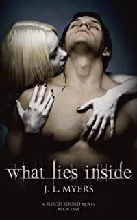 Paranormal Romance: What Lies Inside by J.L. Myers ebook deal