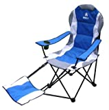 Camping Chair with Footrest