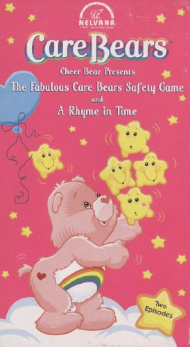 Care Bears: The Fabulous Care Bears Safety Game & A Rhyme In Time