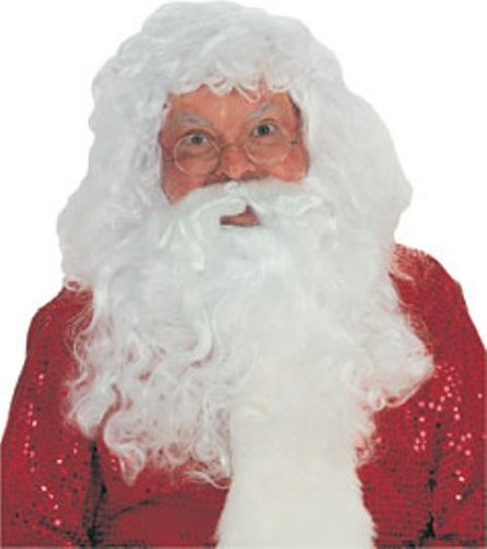 Rubie's Costume Santa Beard And Wig Set